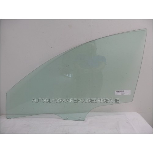 MAZDA 3 BL - 4/2009 to 11/2013 - 4DR SEDAN/5DR HATCH - PASSENGERS - LEFT SIDE FRONT DOOR GLASS - NEW